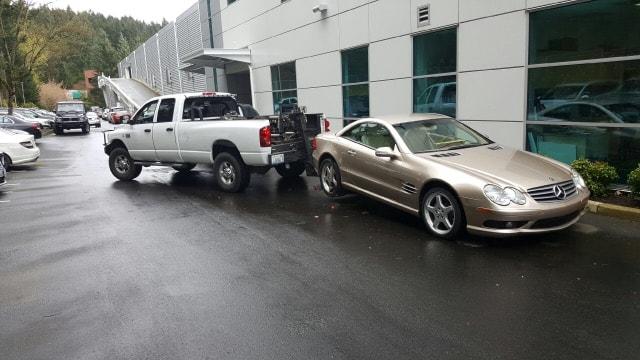 Portland Towing Service Company Best Portland Towing Service - Mercedes benz 24 hour roadside assistance